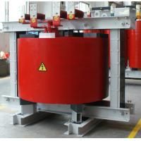 Three Phase Reactor Transformer Dry Cast Resin Transformers 20 KV - Class Air Cooled Manufactures