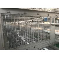 Chicken Poultry Farm Water System Water Nipples Feeder Line ISO9001 Certification