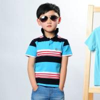 Wholesale kids polo shirts,Cotton Fabric with breathability and Sweat absorption  boys kids t-shirts design Manufactures