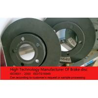 China brake disc manufacturers specialize in produce the high quality, in auto brake disc on sale
