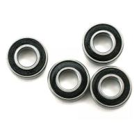 Miniature 6200 / 6300 / 6000 Ball Bearing with Rubber Coated for Agricultural machinery Manufactures