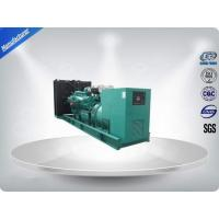 Ac Synchronous Perkins Diesel Genset 600kw 750kva Open Type Manufactures