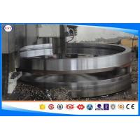 EN36A Heavy - Duty Gears Forged Steel Rings Black / Bright / Polished Surface Manufactures
