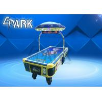 Bar Video Arcade Game Machines High Gloss Painting / Kids Air Hockey Table Manufactures