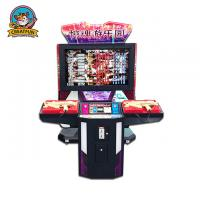 Indoor Coin Operated Game Machine Gun Target Shooting Game For Adult Manufactures