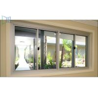 Aluminium Double Glazed Sliding Windows With Sub Frame Australian Standard Manufactures