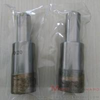 Glass Diamond Drill Bills - Cone & Straight Shank Drill lucy.wu@moresuperhard.com Manufactures