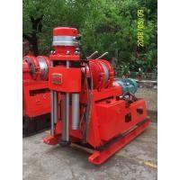 Small Hydraulic chuck Core Drilling Equipment Mechanical drive Quarry Core Drill Rig Manufactures