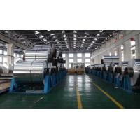 White Color Anodized H38 5052 Aluminum Coil Thickness 0.15mm-7.0mm For Boat Bodies Manufactures