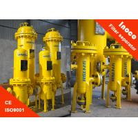 BOCIN Natural Gas / Fuel Gas Separating , High Precision Liquid Gas Filter Separator Manufactures