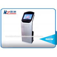 Bus Ticket Kiosk Vending Machine With Housing Thermal Printer Card Reader Manufactures