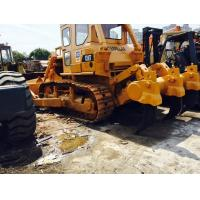 Quality D7G - II Ripper Equiped Used Cat Bulldozer Year 1997 18150hrs 3 Years Warranty for sale