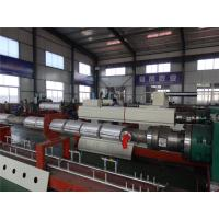 105/120 type PS Foam Sheet Extrusion Line , fully automatic double-screw PS Foam Machine Manufactures