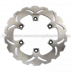 Steel ER5 Motorcycle Brake Disc Front Disc Brakes Kawasaki GTR 1000 Street Bike Parts Manufactures