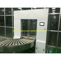 Buy cheap Pass box with Hepa filter and Conveyor belt for Pharmacy, Two doors interlocked, from wholesalers