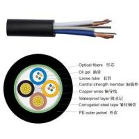 Hybrid Fiber Cable/Hybrid Fiber Copper Cable/ Hybrid Optical Fiber Cable Copper/OPLC Hybrid Fiber Cable Manufactures