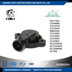 CHEVROLET Throttle position Sensor Replacement 17125483 25319901 17123852 8171238520 93277507 Manufactures