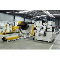 Buy cheap Passed CE Certificate Automatic Decoiler Straightener Feeder Can Storage 20 Groups Data from wholesalers
