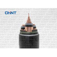 Light Weight Armoured Medium Voltage Power Cables No Restriction By Laying Drop Manufactures