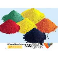 Epoxy Resin Chemical Resistant Powder Coating , SGS Approval White Powder Coating Manufactures