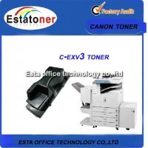 C-EXV3 Canon Copier Toner , Canon Black Toner IR-2200 2880 3300 3320 Manufactures