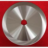 Quality Customized Multifunction Fabric Cutting Blades Hard 18N - 30N Sharpness for sale