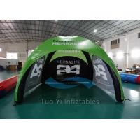 Quality Waterproof Inflatable Camping Tent PVC Tarpaulin Trade Show Booths for sale