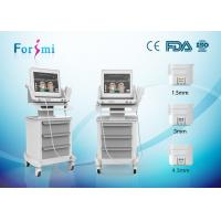 Best service hifu for skin tightening radio wave frequency machine for sale Manufactures