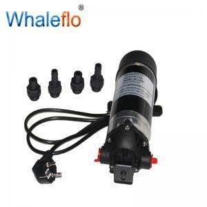 Whaleflo 220V ac 100psi 1.5gpm high pressure diaphragm water pump Manufactures