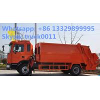 JAC 4x2 12m3 Waste Rubbish Refuse Collector Garbage Truck Manufacturer, Jac 10-12m3 garbage compactor truck for sale Manufactures