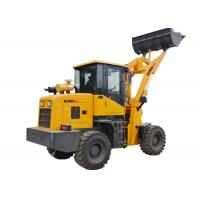 Model 930L Small Wheel Loader , Easy Operation Front Loader Tractor Manufactures