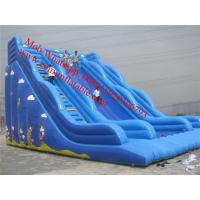 inflatable bouncer with slide inflatable slip n slide for adult Manufactures