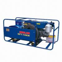 4kW Three-phase Portable Generator Set, Open Type Manufactures