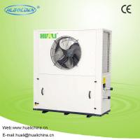 China Efficient High Temperature Heat Pumps Air Source Floor Type on sale