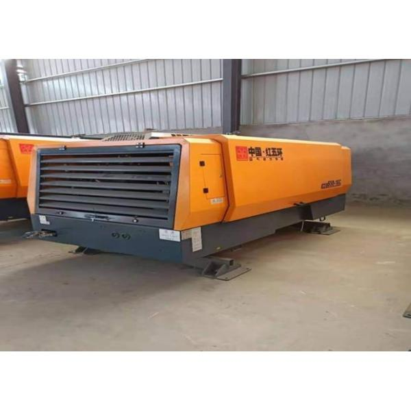 Industrial Diesel Air Compressor Used For Water Drilling Rig With Factory Price