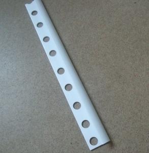 Anodized Tile Trim Aluminum Profile , Alloy 6063 T6 Aluminum Extrusion Framing GB/75237-2004 Manufactures