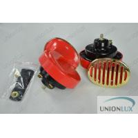 Automotive Funny Musical Loud 12V Car Horn With Double Tone Manufactures