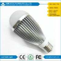 LED home Light hot sale E27 led bulb lighting 7w CE RoHS dimmable lamps Manufactures