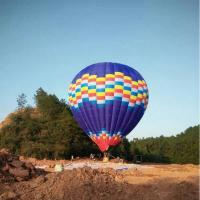 Sightseeing Large Advertising Helium Balloon Fireproof , High Tension Manufactures