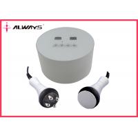 Cavitation And Rf Ultrasonic Liposuction Slimming Machine Cellulite Removal , 100 - 120V Manufactures