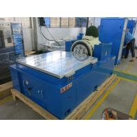 Electromagnetic Horizontal X / Y Axle vibration Test System 20 Kn Exiting Force Manufactures