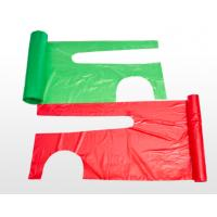 China PE LDPE HDPE Disposable Plastic Aprons Roll With Textured / Smooth Surface on sale