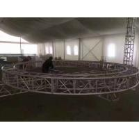 Heavy Duty Aluminum Roof Truss System WIth PVC Material Roof Tent Manufactures