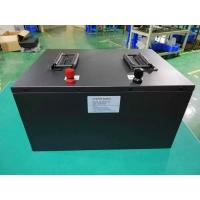 36V 100Ah LiFePO4 Battery For Electric Trailer Car AGV Forklift Wheelchair Manufactures
