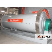 Professional Gold Industrial Ball Mill For Wet / Dry Grinding 110kw Manufactures