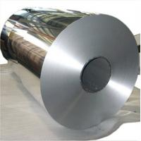 Double Zero Aluminum Foil Roll Curtain Wall Plate For Decoration , Covering Manufactures
