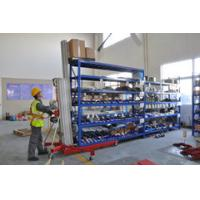 Pneumatic Hydraulic Manual Material Lift for Hotel / Resturant / Hotel Exhibition Hall Manufactures