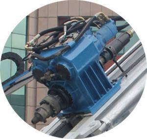 Quality Multifunctional Full Hydraulic Rig Anchor Drilling Machine 7m Feeding Stroke for sale