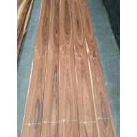 China Flat Cut Morado Santos Rosewood wood Veneer for Furniture Plywood Doors and Special Interior on sale