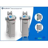 2015 hot new cryolipolysie Fat Freezing slimming machine with vacuum roller / best cryoli Manufactures
